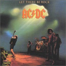 AC/DC - Let There Be Rock LP 2009 Reissue
