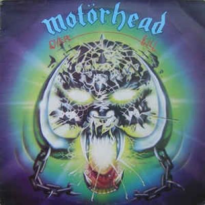 Motorhead – Overkill LP 2015 Reissue