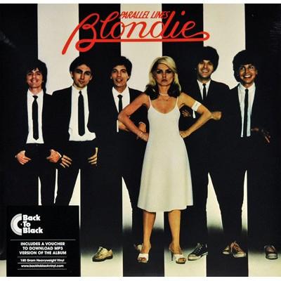 Blondie - Parallel Lines LP 2015 Reissue
