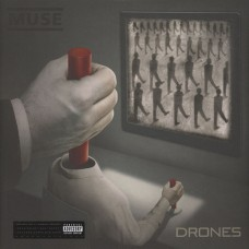 Muse - Drones 2LP Gatefold