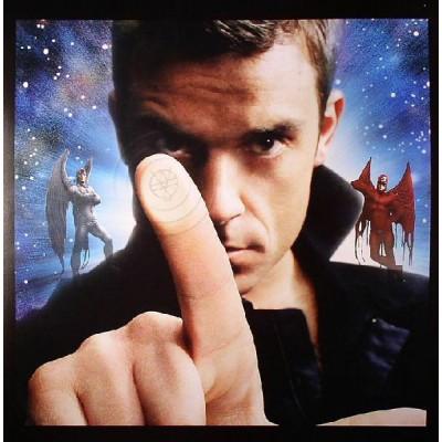 Robbie Williams – Intensive Care 2LP Tri-Gatefold