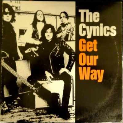 The Cynics - Get Our Way LP US Red Vinyl