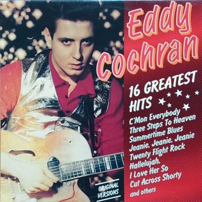 Eddy Cochran - 16 Greatest Hits