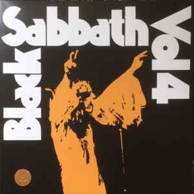 Black Sabbath ‎– Vol 4 LP + CD Gatefold 2015 Reissue