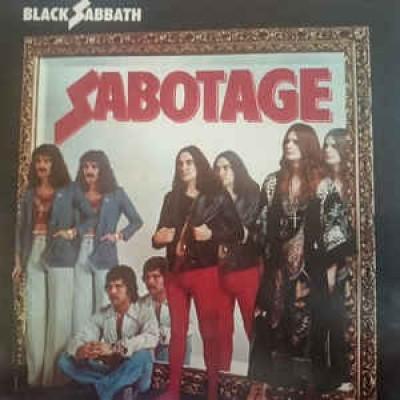 Black Sabbath – Sabotage LP + CD 2015 Reissue