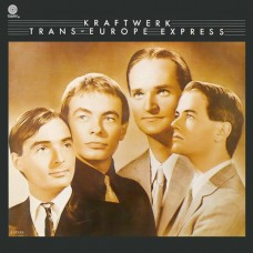 Kraftwerk - Trans-Europe Express LP 1977 India Laminated Cover