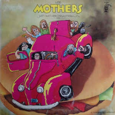 The Mothers ( Frank Zappa ) ‎– Just Another Band From L.A. LP US Gatefold 1972