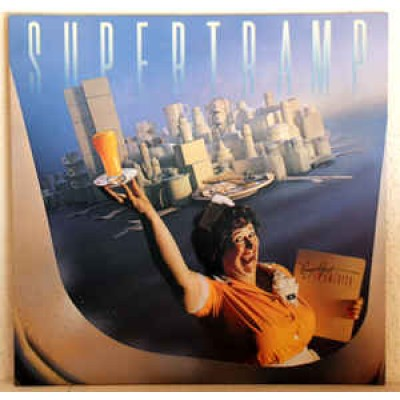 Supertramp ‎– Breakfast In America LP US Reissue