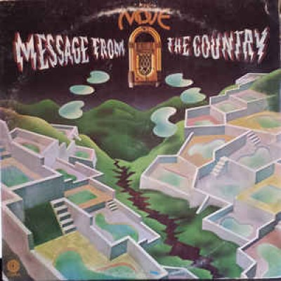 The Move ‎– Message From The Country LP US 1971
