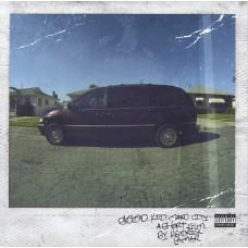 Kendrick Lamar - Good Kid, m.A.A.d City 2LP Gatefold