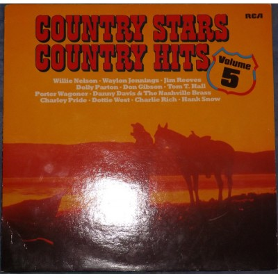 Various - Country Stars - Country Hits Vol. 5