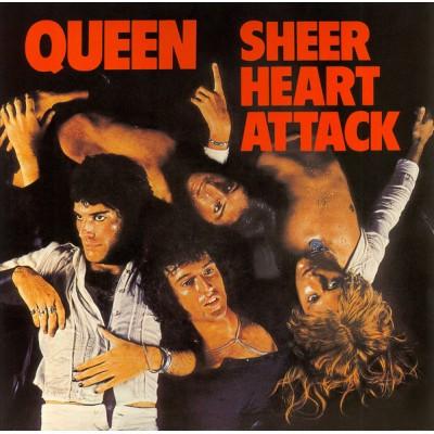 Queen – Sheer Heart Attack LP 2015 Reissue