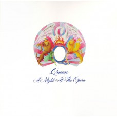 Queen - A Night At The Opera LP Gatefold Embossed Cover