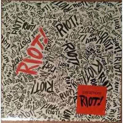 Paramore – Riot! LP 2015 Reissue