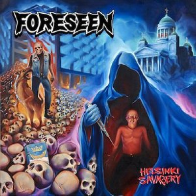 Foreseen - Helsinki Savagery LP Purple Vinyl