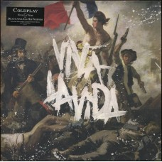 Coldplay - Viva La Vida Or Death And All His Friends LP Gatefold + 12-page booklet