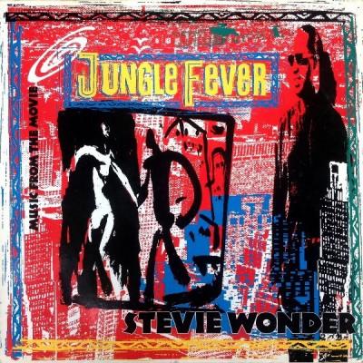 "Stevie Wonder - Music From The Movie ""Jungle Fever"""