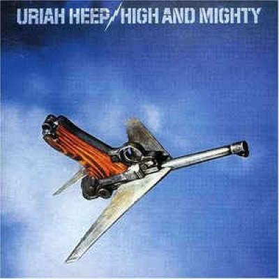 Uriah Heep – High & Mighty LP UK 2015 Reissue