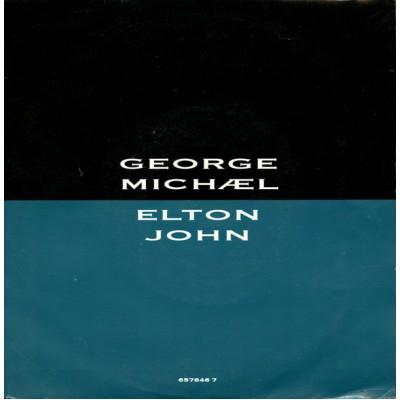 George Michael, Elton John - Don't Let The Sun Go Down On Me 7''