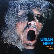 Uriah Heep - ...Very 'Eavy Very 'Umble... LP 1985 Germany