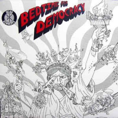 Dead Kennedys – Bedtime For Democracy LP Gatefold 2017 Reissue