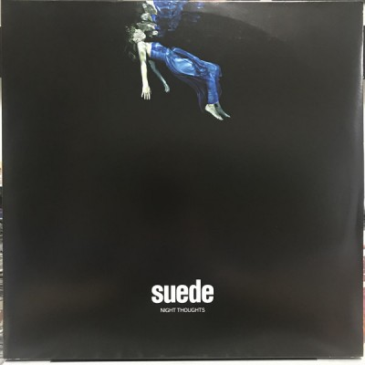 Suede - Night Thoughts 2LP Gatefold