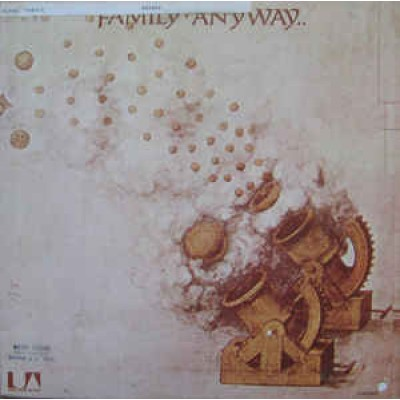 Family– Anyway LP US 1971