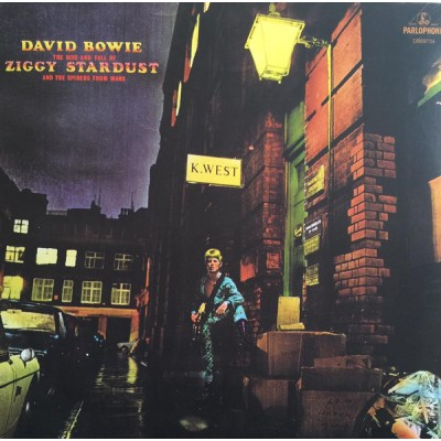 David Bowie – The Rise And Fall Of Ziggy Stardust And The Spiders From Mars LP 2016 Reissue