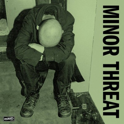 Minor Threat - Minor Threat LP Green Cover 2016 Reissue