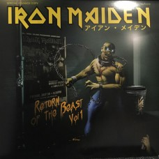 Iron Maiden - Return Of The Beast Vol. 1