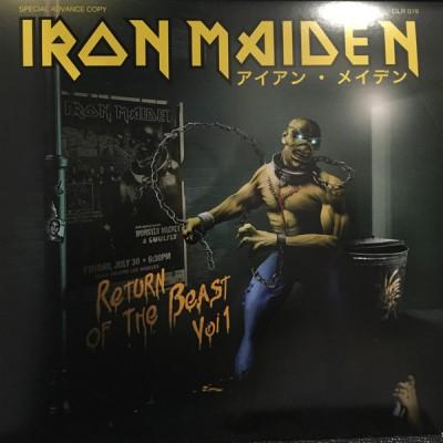 Iron Maiden - Return Of The Beast Vol. 1
