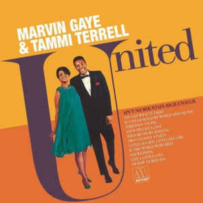 Marvin Gaye & Tammi Terrell - United NEW 2016 Reissue