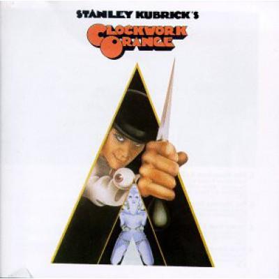 Various - Stanley Kubricks A Clockwork Orange LP US Gatefold
