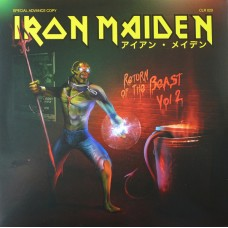 Iron Maiden - Return Of The Beast Vol. 2