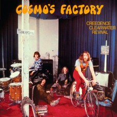 Creedence Clearwater Revival - Cosmos Factory LP 2015 Reissue