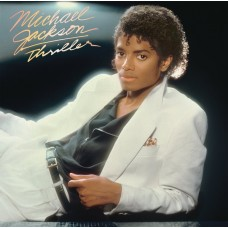 Michael Jackson - Thriller LP Gatefold