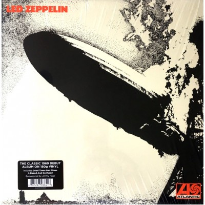 Led Zeppelin - I   3LP Deluxe