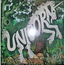 Unicorn ‎– Blue Pine Trees LP Japan 1974 + Inlay