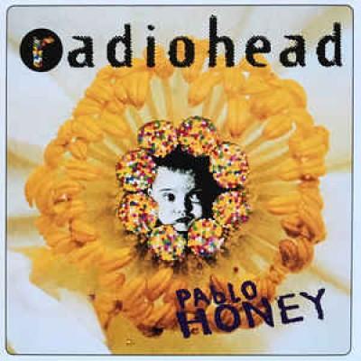 Radiohead - Pablo Honey LP 2016 Reissue