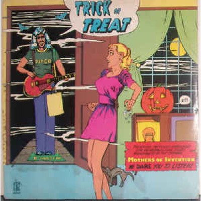 Mothers Of Invention ( Frank Zappa ) – Trick Or Treat LP US 1968