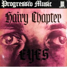 Hairy Chapter – Eyes LP Germany 1970