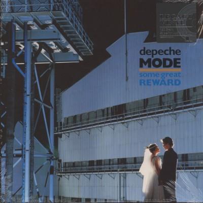 Depeche Mode – Some Great Reward LP 2016 Reissue