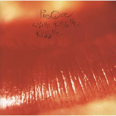 The Cure - Kiss Me Kiss Me Kiss Me 2LP 2016 Reissue