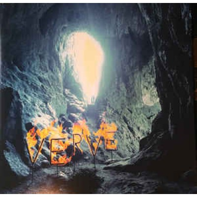Verve ‎– A Storm In Heaven LP 2016 Reissue