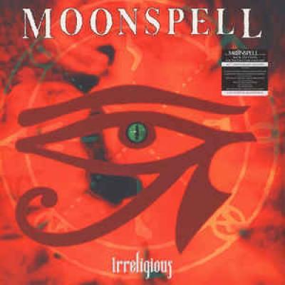 Moonspell - Irreligious LP+CD 2016 Reissue + Poster