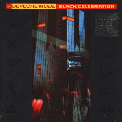 Depeche Mode - Black Celebration LP Gatefold 2016 Reissue