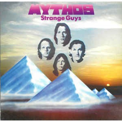 Mythos ‎– Strange Guys LP Germany 1978