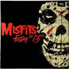 Misfits - Friday The 13th LP Coloured Vinyl Ltd Ed
