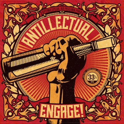 Antillectual ‎– Engage LP Gatefold Yellow Vinyl Ltd Ed
