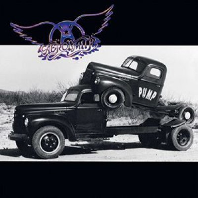 Aerosmith - Pump LP 2016 Reissue
